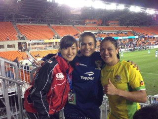 Big Congrats to Kenso patient and Sydney Uni Rugby star Iliseva Batibasaga who has been named in the Australian Women's Rugby 7s Team for the World Cup in Russia! Good Luck Ili from all at Kenso!!